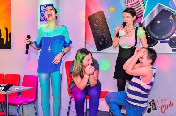 karaoke Petreceri cu adolescenti